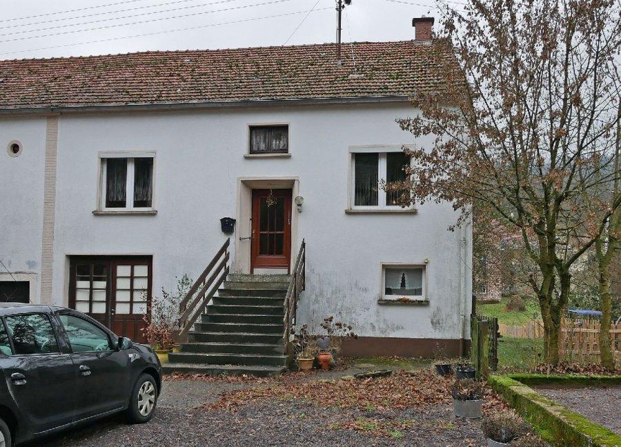 doppelhaushälfte kaufen 3 zimmer 80 m² beckingen foto 1
