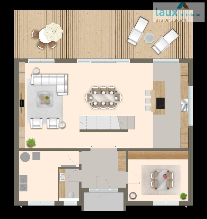 acheter villa 0 chambre 238 m² folschette photo 3