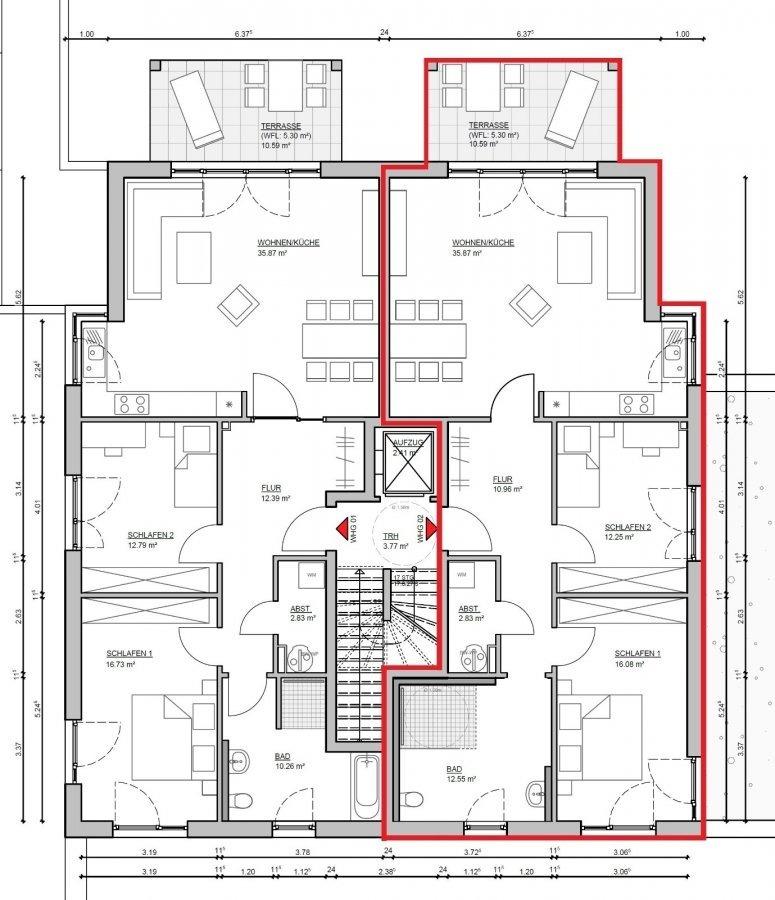 wohnung kaufen 3 zimmer 95 m² kenn foto 4