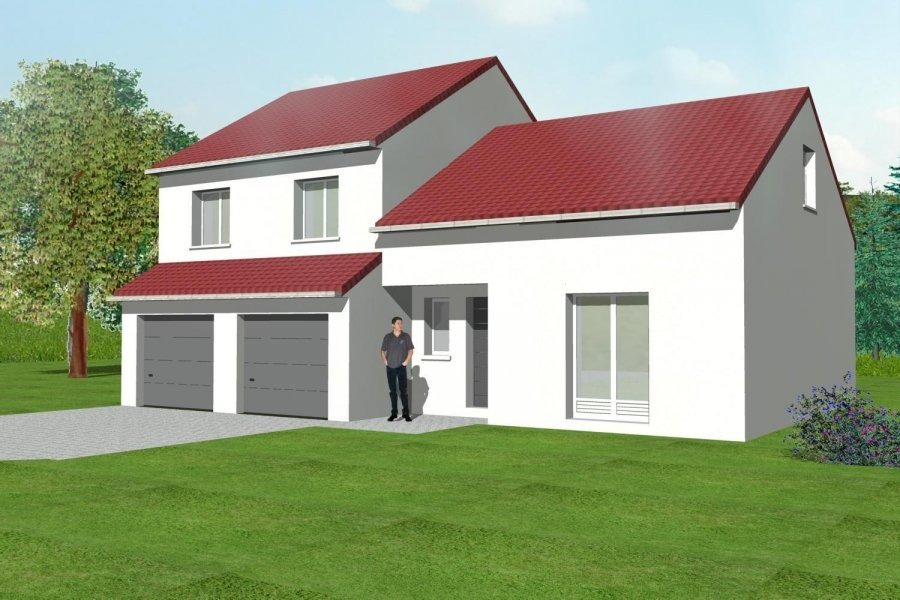 acheter maison individuelle 6 pièces 115 m² charly-oradour photo 1