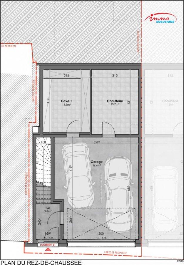 reihenhaus kaufen 3 schlafzimmer 146.34 m² wormeldange foto 6