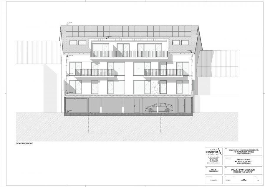 wohnung kaufen 1 schlafzimmer 55.67 m² hesperange foto 6