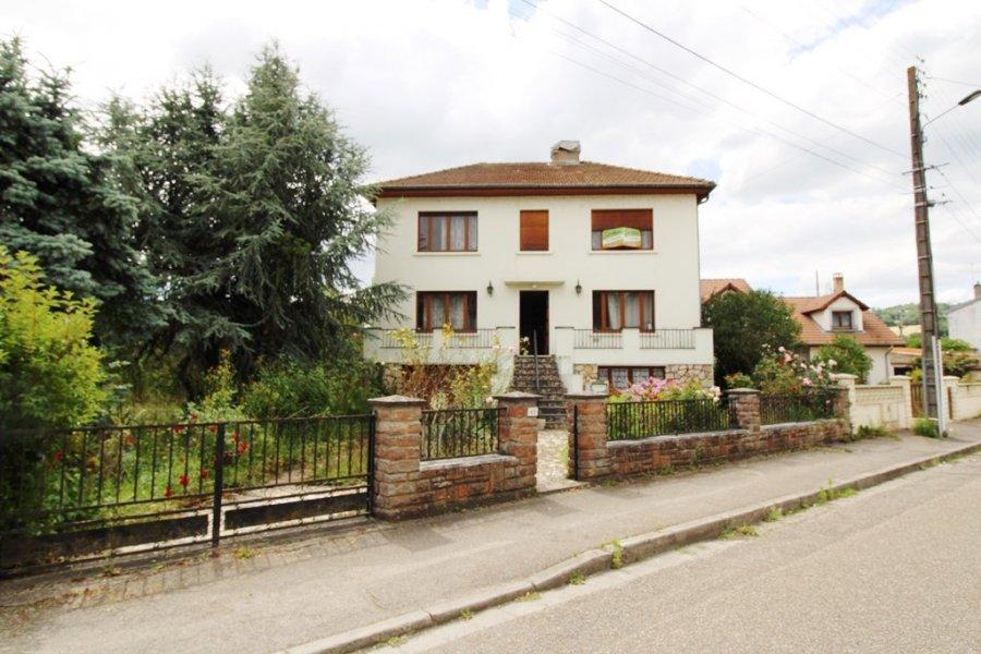 Maison à vendre F7 à Pont a mousson