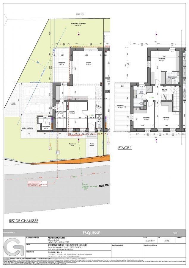 acheter maison 3 chambres 180 m² erpeldange (bous) photo 3