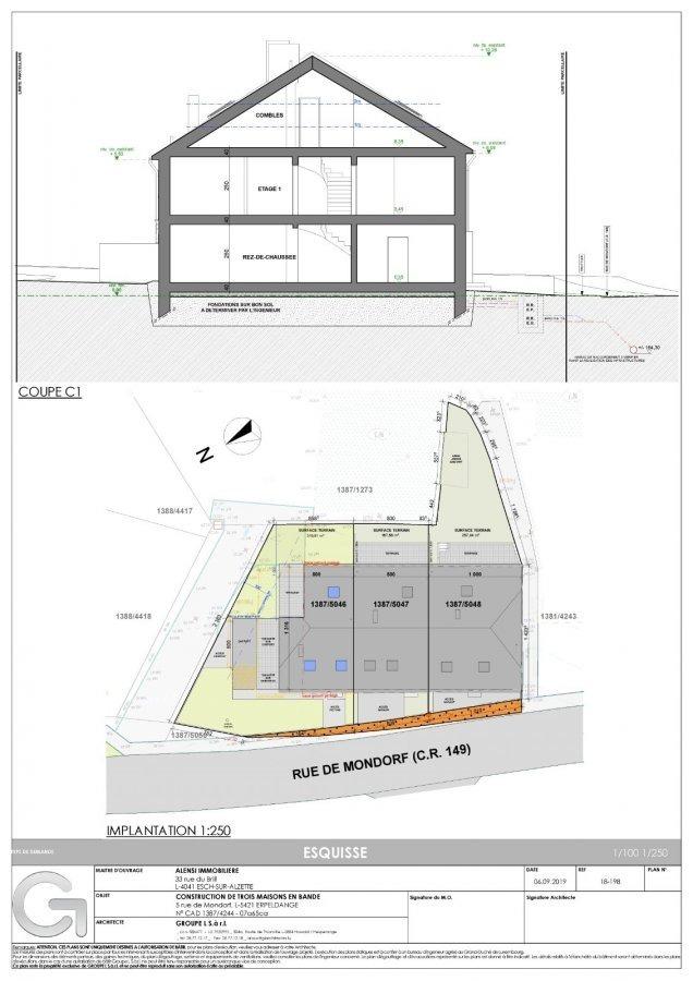acheter maison 3 chambres 180 m² erpeldange (bous) photo 4