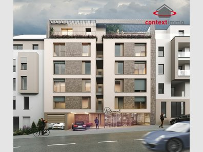 Apartment for sale 2 bedrooms in Luxembourg-Hollerich - Ref. 6648642