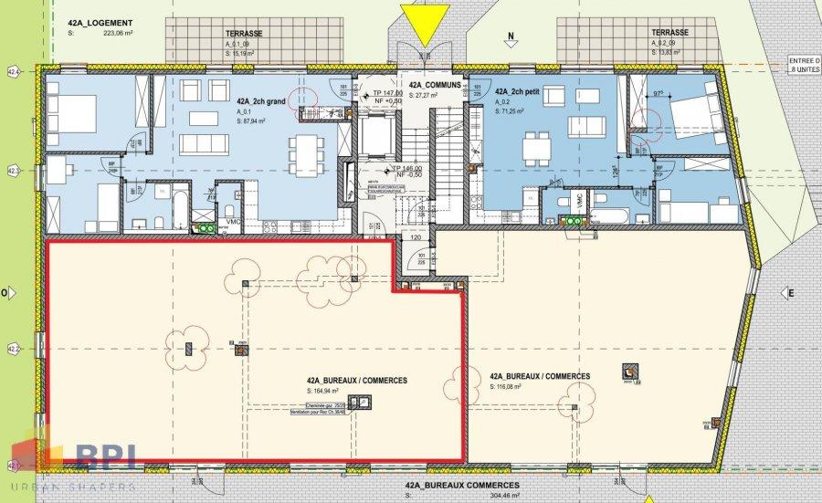 acheter local commercial 0 chambre 164.94 m² mertert photo 4