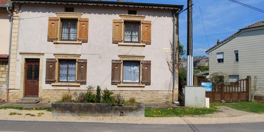 Maison à vendre F7 à Ecouviez