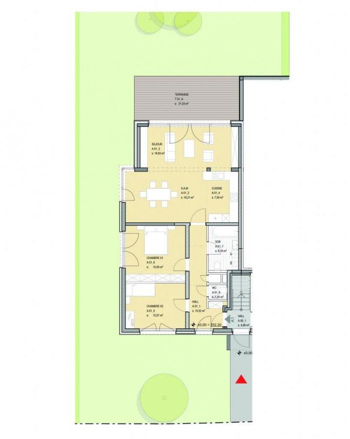 acheter appartement 2 chambres 93 m² niederanven photo 2