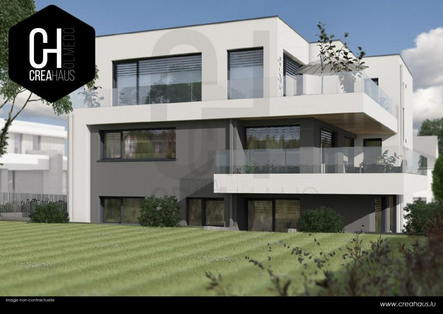 acheter appartement 3 chambres 174.28 m² luxembourg photo 2