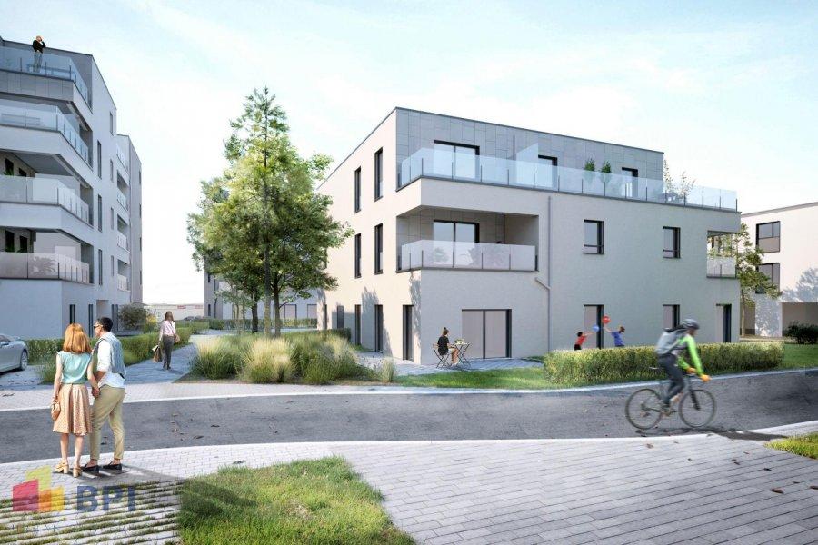 acheter penthouse 2 chambres 98 m² mertert photo 1
