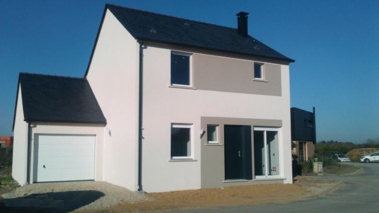 acheter maison 5 pièces 90 m² missillac photo 1