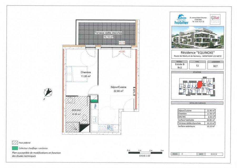 wohnung kaufen 2 zimmer 40 m² montigny-lès-metz foto 1