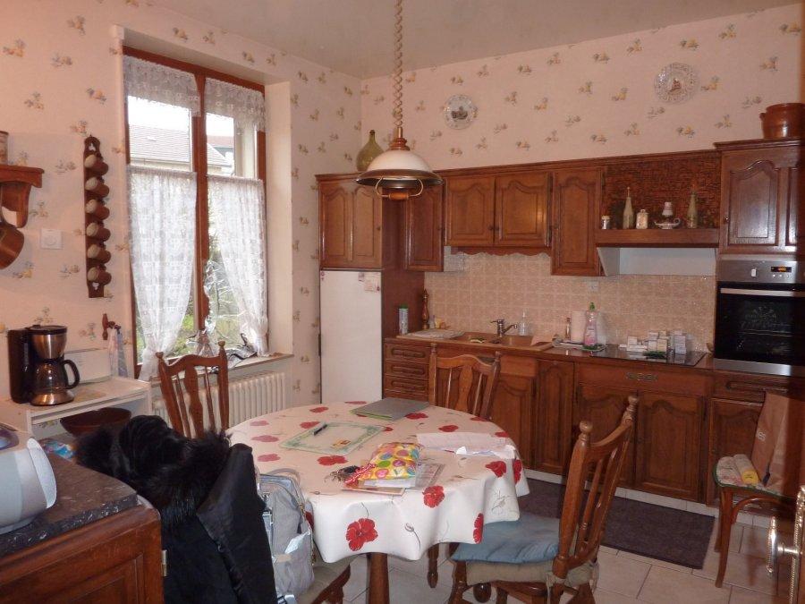 Maison individuelle à vendre F5 à Longwy