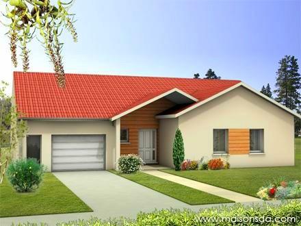 Maison individuelle à vendre F5 à Trieux