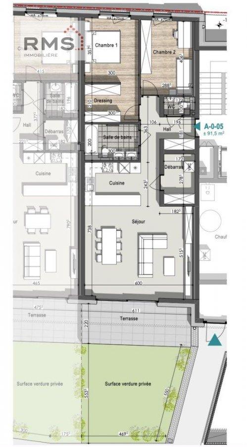 acheter appartement 2 chambres 91.5 m² remich photo 6