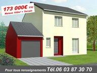 Maison à vendre F5 à Forbach - Réf. 6153042
