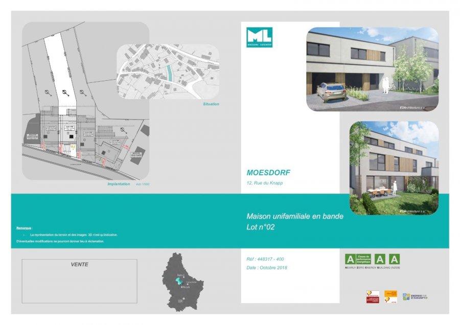 acheter maison 4 chambres 159 m² moesdorf photo 4