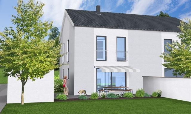 doppelhaushälfte kaufen 4 zimmer 120 m² perl foto 1