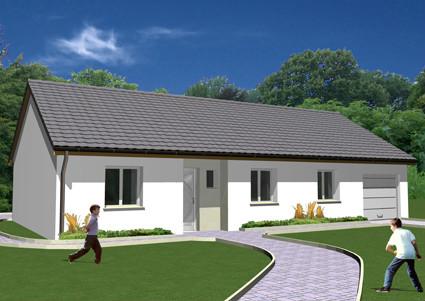 acheter maison 1 pièce 90 m² orny photo 1