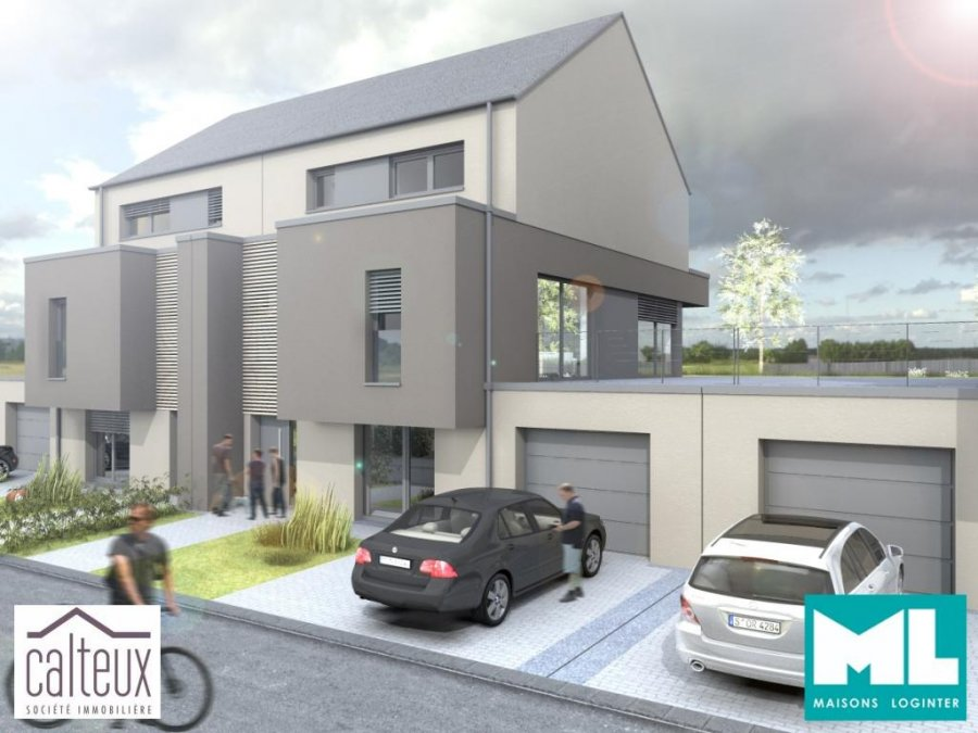 acheter maison mitoyenne 3 chambres 260 m² ettelbruck photo 1