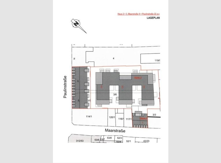 Apartment block for sale in Trier (DE) - Ref. 5430098