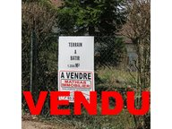 Terrain constructible à Verdun , Meuse - Réf. 6814546