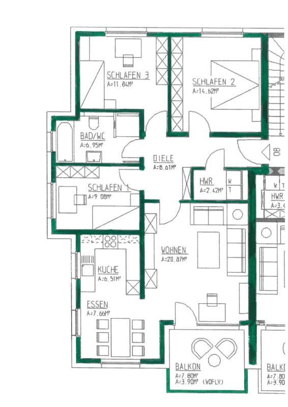wohnung kaufen 4 zimmer 92.46 m² trier foto 3