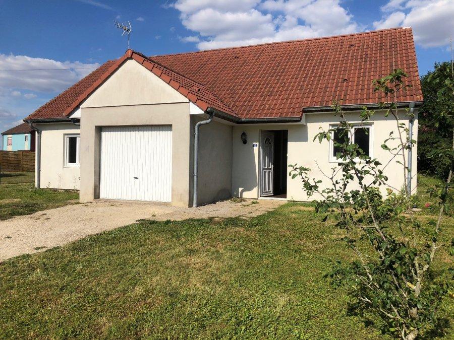 Maison à vendre F6 à Seuil-d'Argonne