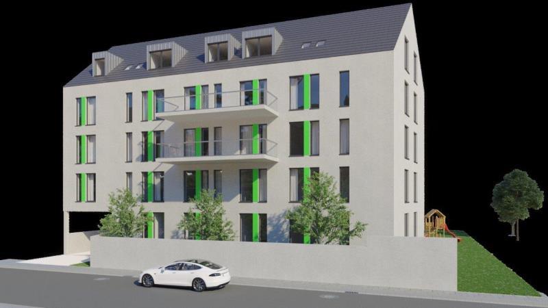 penthouse-wohnung kaufen 4 zimmer 140.6 m² trier foto 2