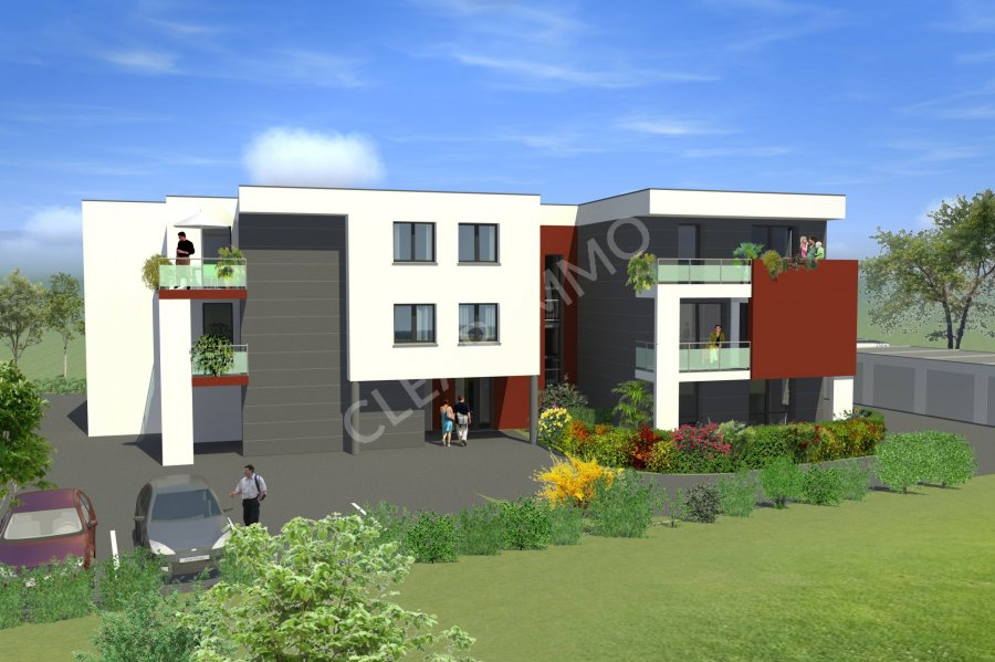 acheter appartement 2 pièces 47.85 m² jury photo 4