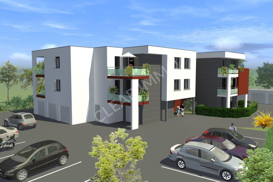 acheter appartement 2 pièces 47.85 m² jury photo 1