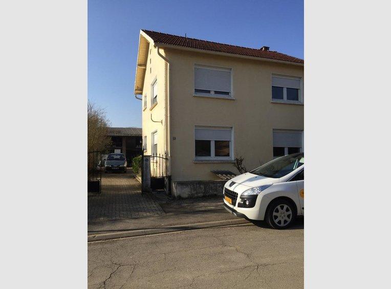 Vente maison 3 chambres haute kontz moselle r f 5087058 for Haute kontz moselle