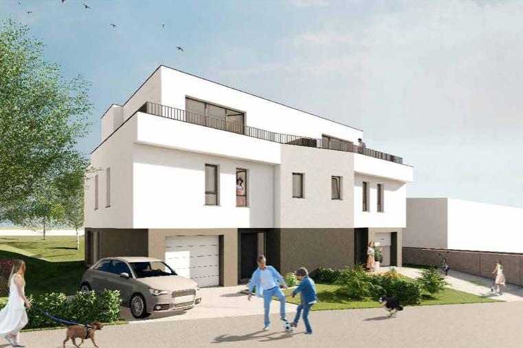 acheter maison jumelée 5 chambres 370.27 m² koerich photo 2