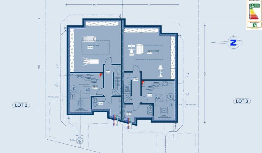 acheter maison jumelée 5 chambres 370.27 m² koerich photo 5