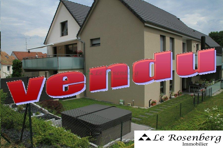acheter appartement 3 pièces 70.91 m² hégenheim photo 1