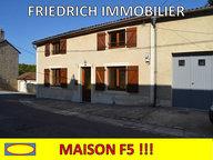 Maison à louer F5 à Lérouville - Réf. 4874850
