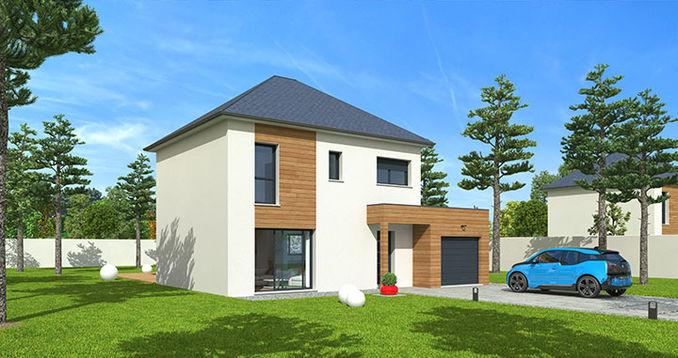 acheter maison 6 pièces 113.61 m² homécourt photo 1
