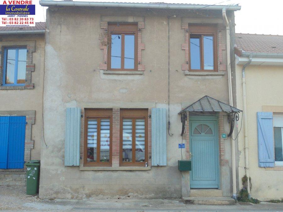 acheter maison mitoyenne 6 pièces 156.12 m² warcq photo 1
