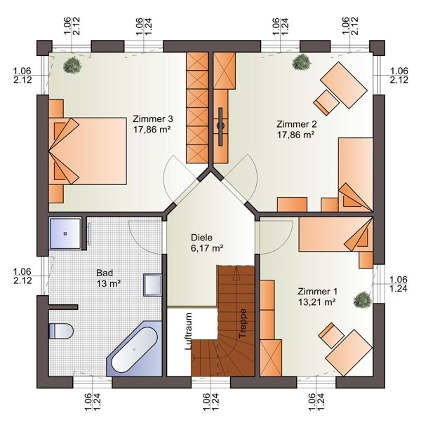 acheter maison jumelée 3 chambres 142 m² stegen photo 4