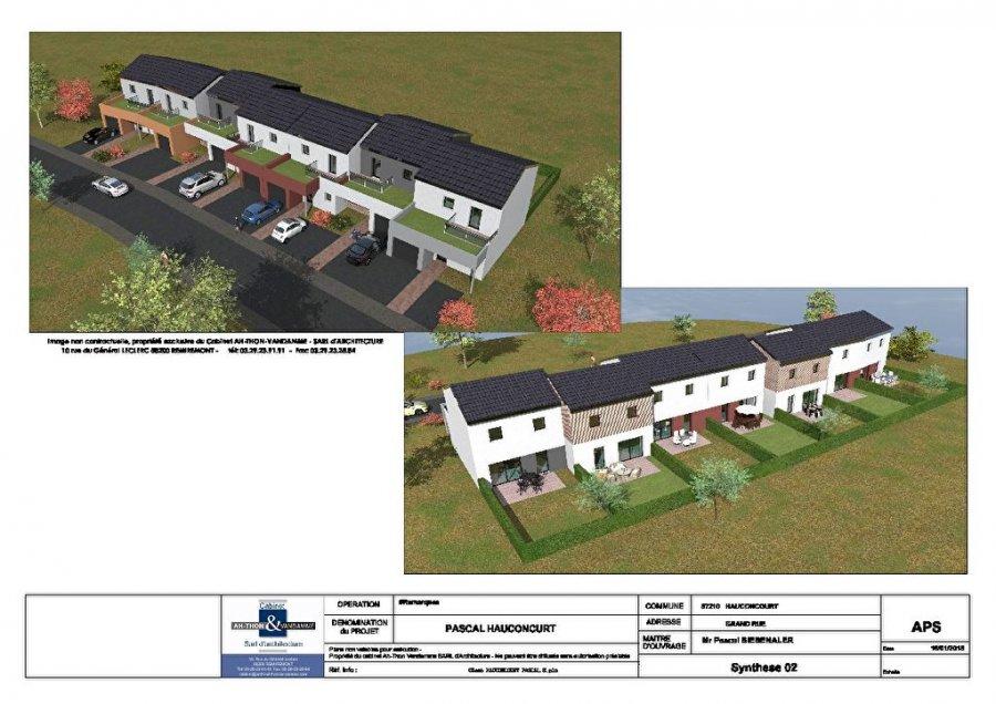 acheter maison 6 pièces 103.81 m² hauconcourt photo 3