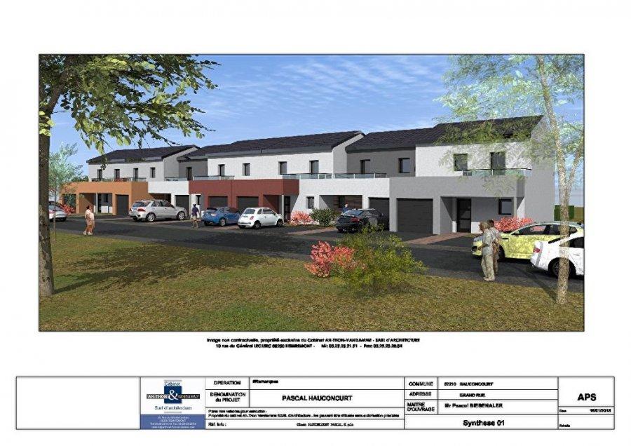 acheter maison 6 pièces 103.81 m² hauconcourt photo 4