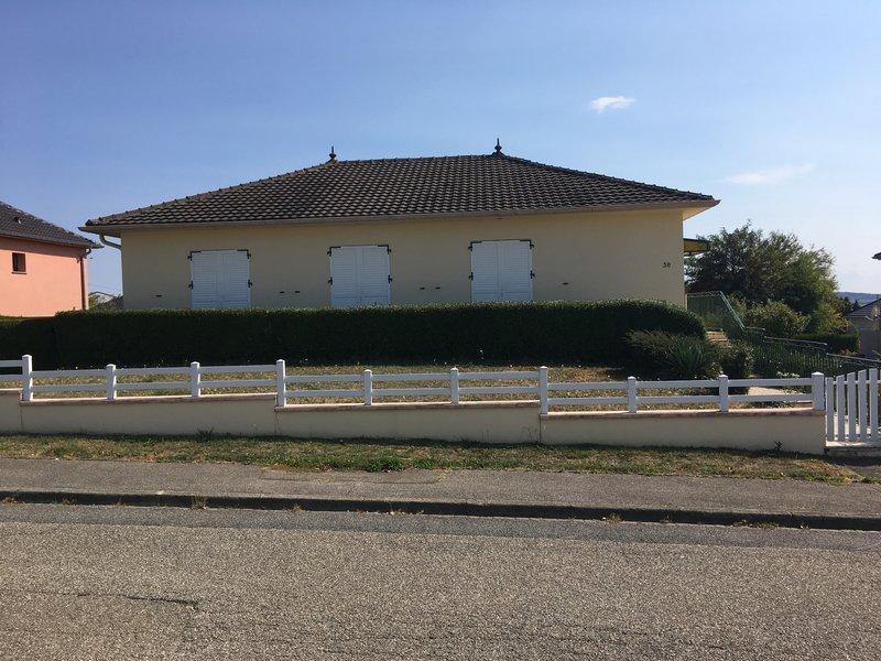 Maison à vendre F5 à Faulquemont