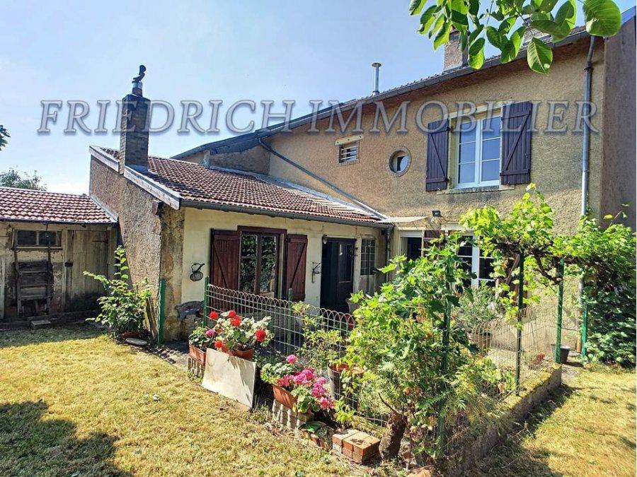 acheter maison 7 pièces 150 m² rambucourt photo 1