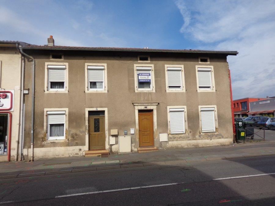 Immeuble de rapport à vendre F10 à Hettange grande