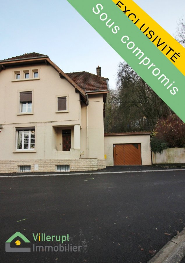 acheter maison 9 pièces 110 m² villerupt photo 1