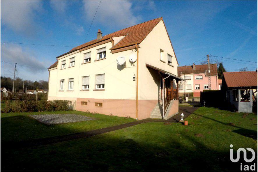 acheter maison 6 pièces 105 m² saint-avold photo 1