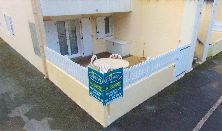 acheter appartement 2 pièces 25.08 m² bretignolles-sur-mer photo 2