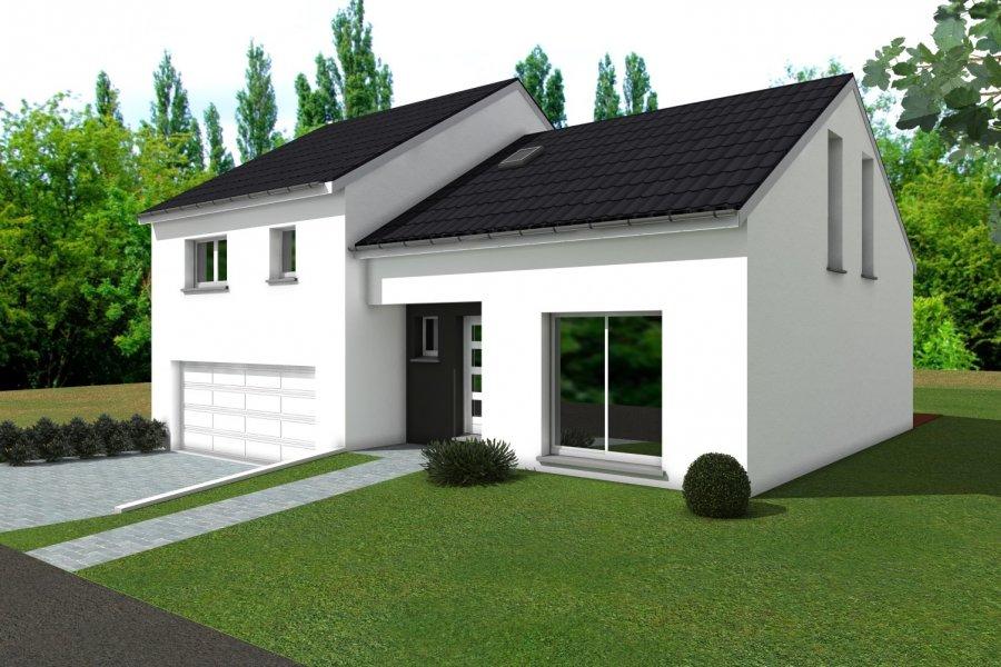 Maison à vendre F7 à Orny