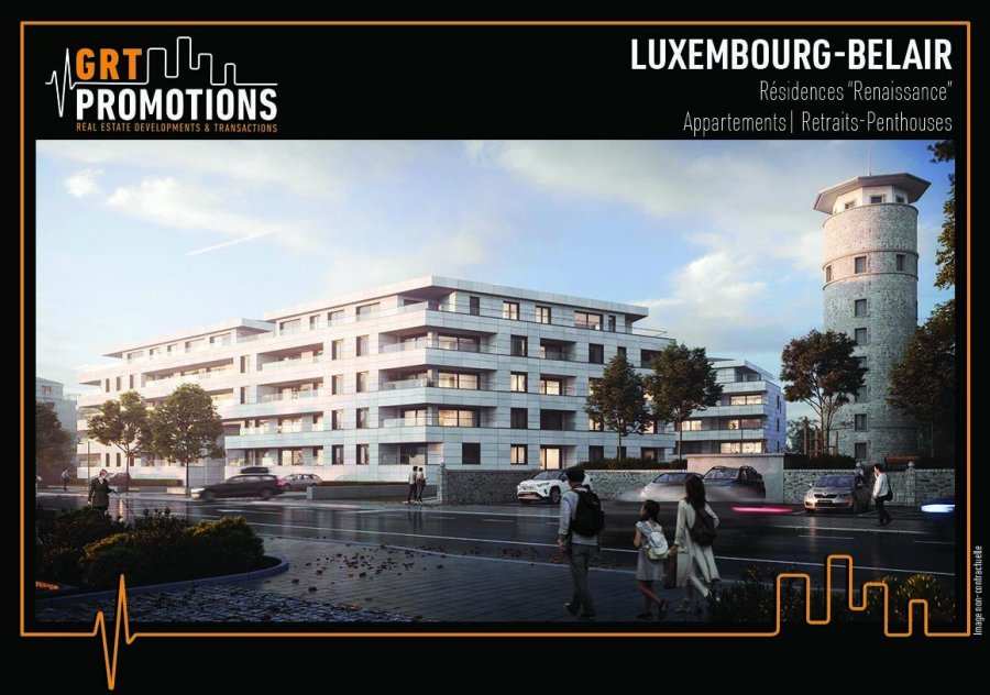 acheter appartement 1 chambre 59.17 m² luxembourg photo 1